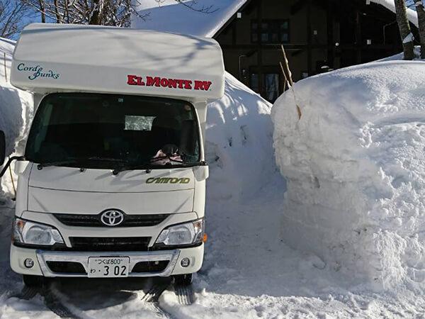 スノーボード旅