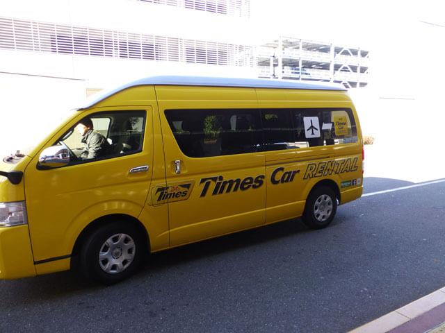 タイムズカーレンタル成田空港店